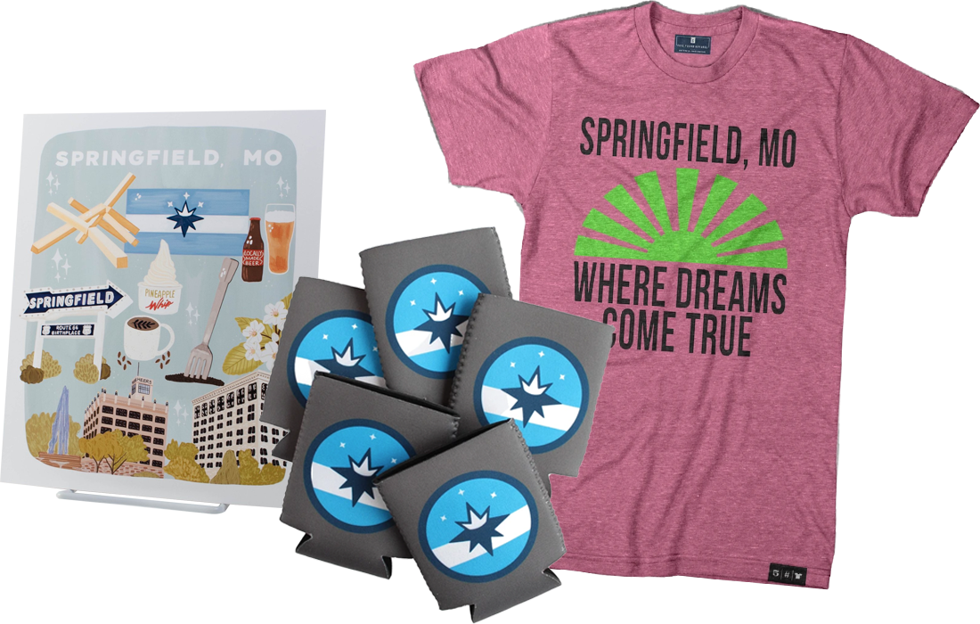 Springfield, MO Pride Merchandise