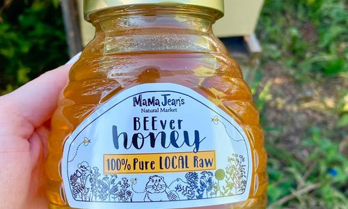 MaMa Jean's local honey photo