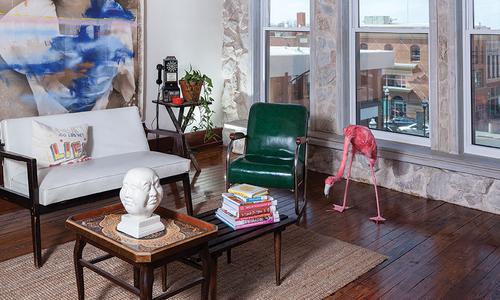 Christina Pike's Loft Style