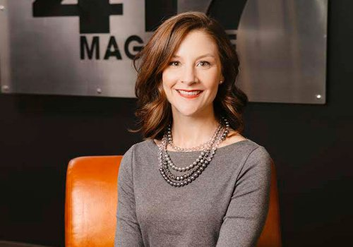 Logan Aguirre President & Associate Publisher of 417 Magazine