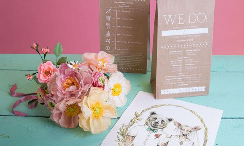Local Goods for Your Wedding Day