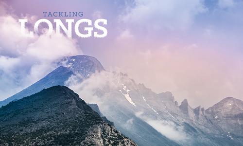 Tackling Longs Peak