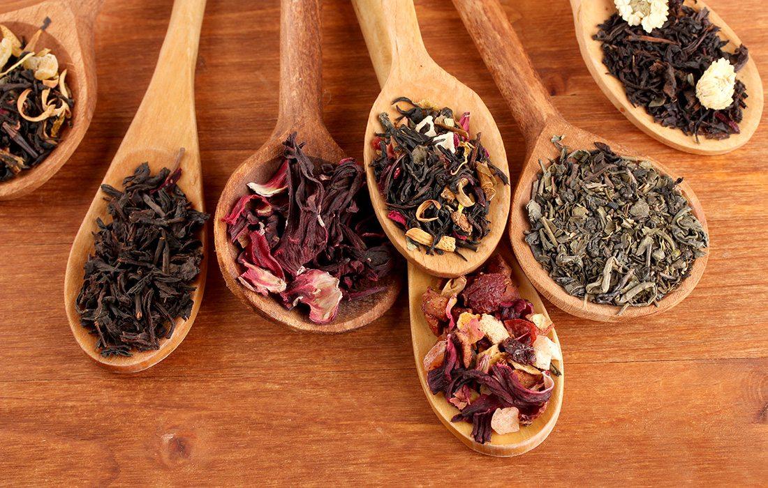 Tea Sampling in Springfield, MO
