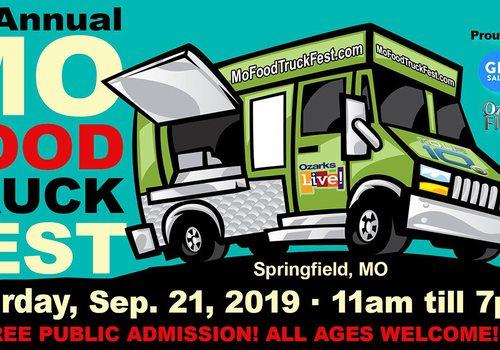 MO Food Truck Fest 2019 happening September 21