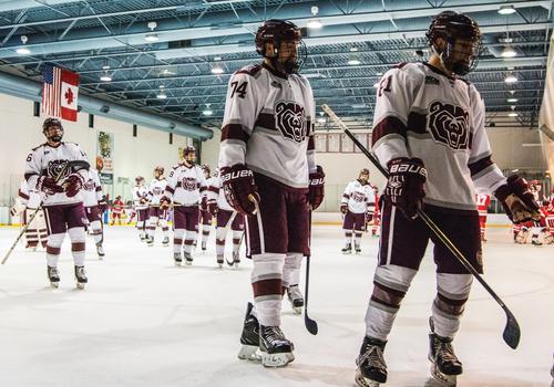 9 Q's with the MSU Ice Bears Head Coach