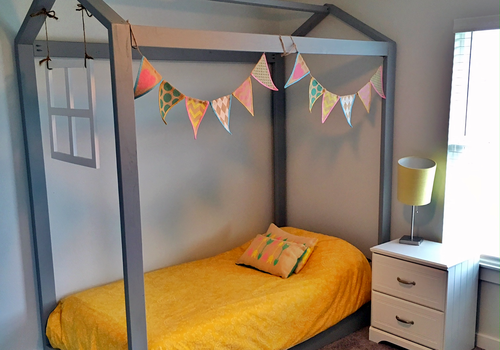 Made in 417: Pint-Size Bed Frames