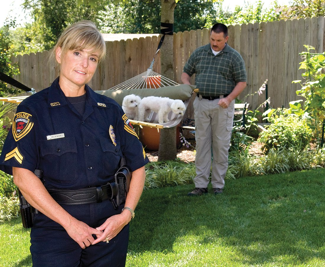 Maggie Mcdowell Police Officer Springfield MO