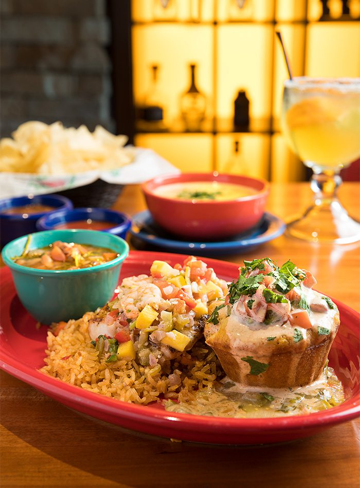 mexican food and margarita at los cabos at los cabos springfield mo