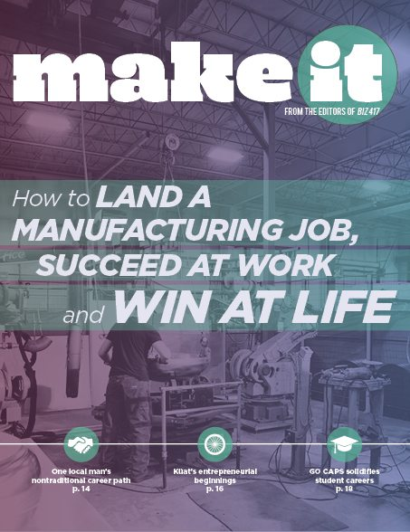 Biz 417's Make It magazine