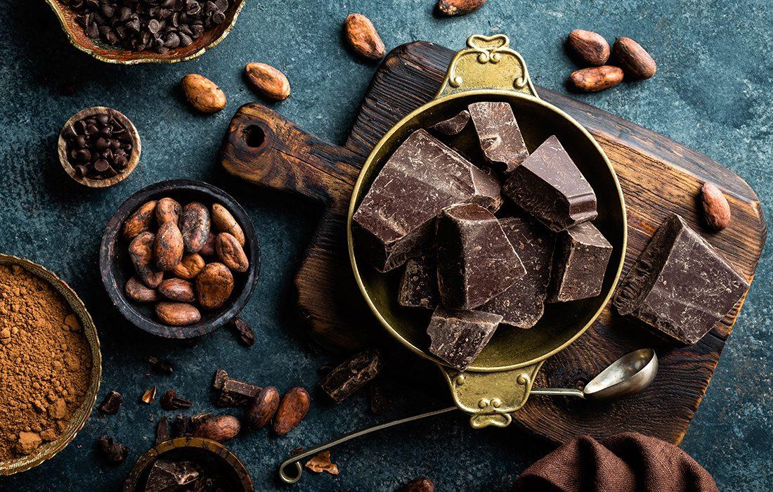 Varieties of chocolate