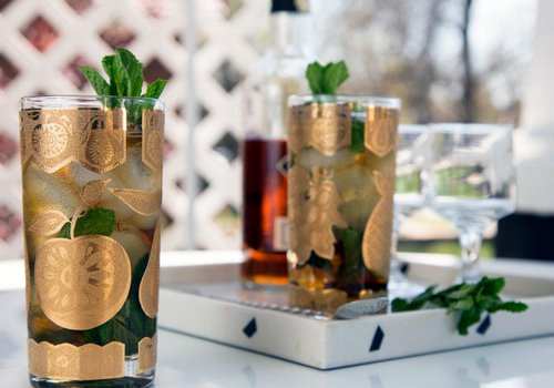 Make a Mint Julep to celebrate the Kentucky Derby