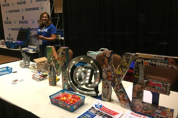 Crafts at the Ozarks Mini Maker Faire