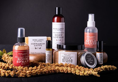 Mama Lane's All Natural Products