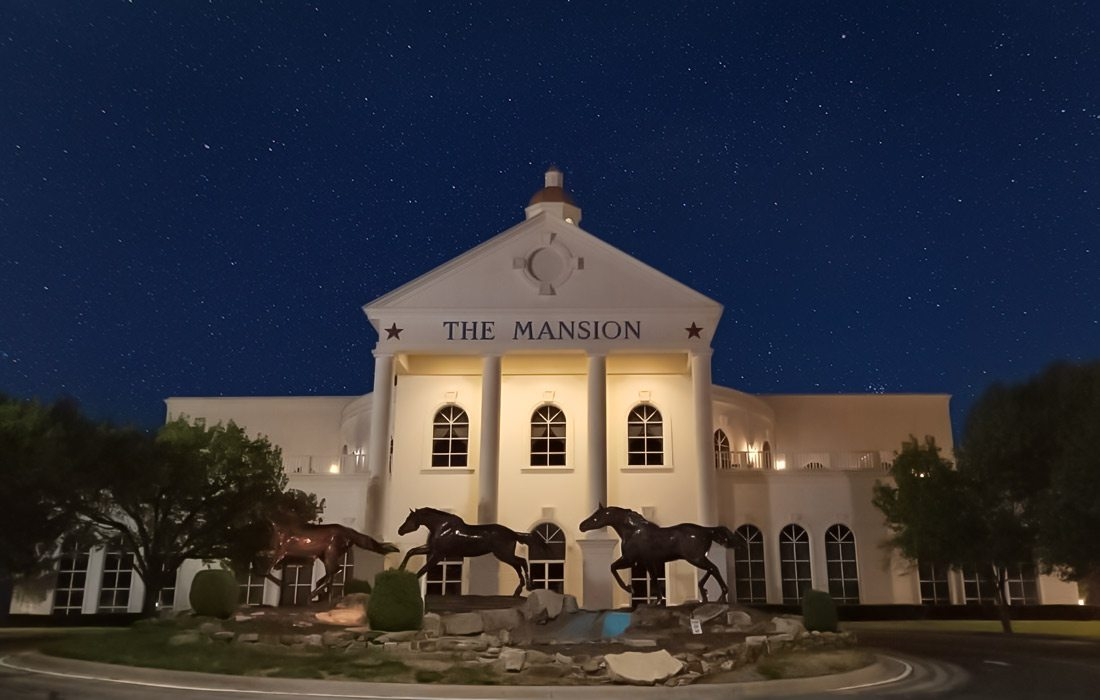 The Mansion Theatre for the Performing Arts