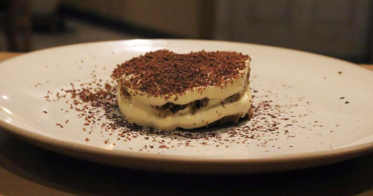 Tiramisu from Margot in Springfield MO | Photo by Jack McGee