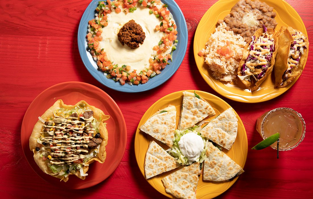 Spread at the new Maria's on the south side of Springfield, MO