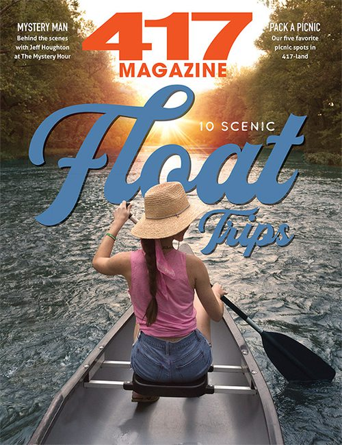 417 Magazine's May 2019 edition: Best Float Trips