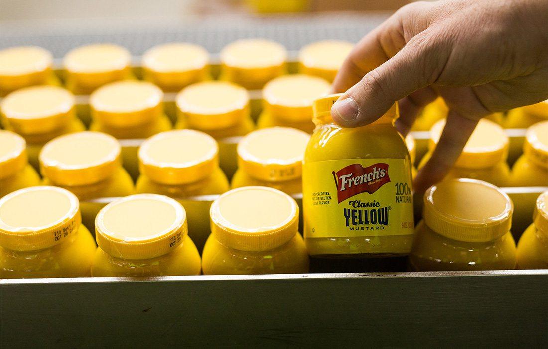 French's Springfield MO mustard jar