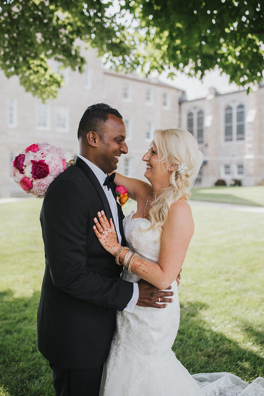 Megan Cope & Clement Balasundaram