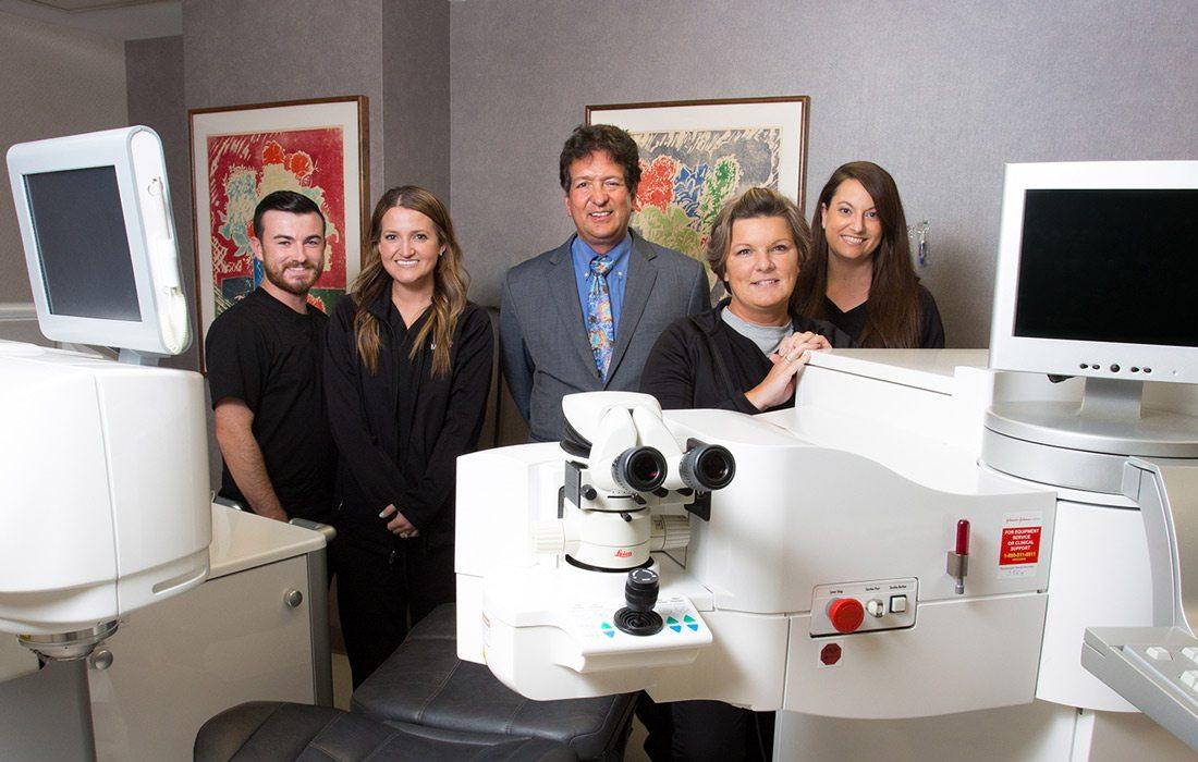 Garet Jones, Whitney Smith, Dr. Shachar Tauber, Heather Sayre, Michelle Begey