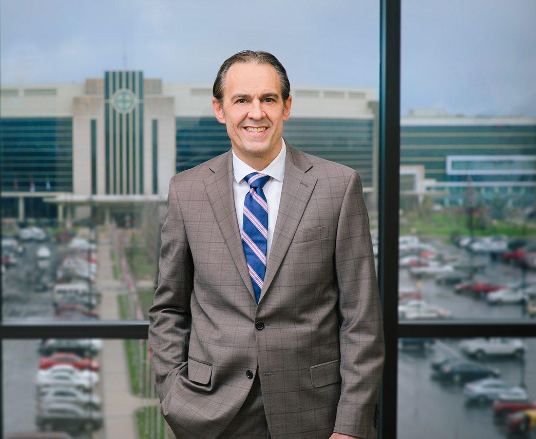 Dr. Andrew Kochevar