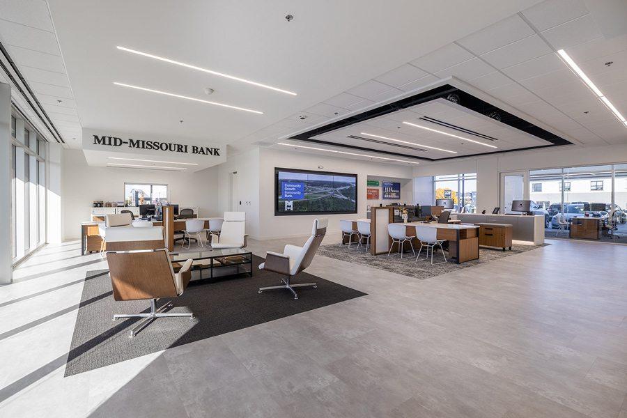 Mid-Missouri Bank Springfield MO