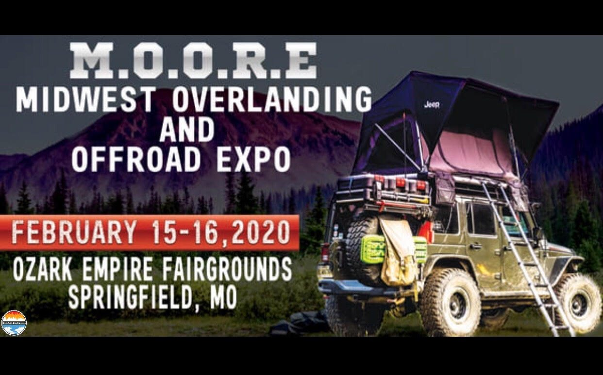 Indoor adventure travel expo