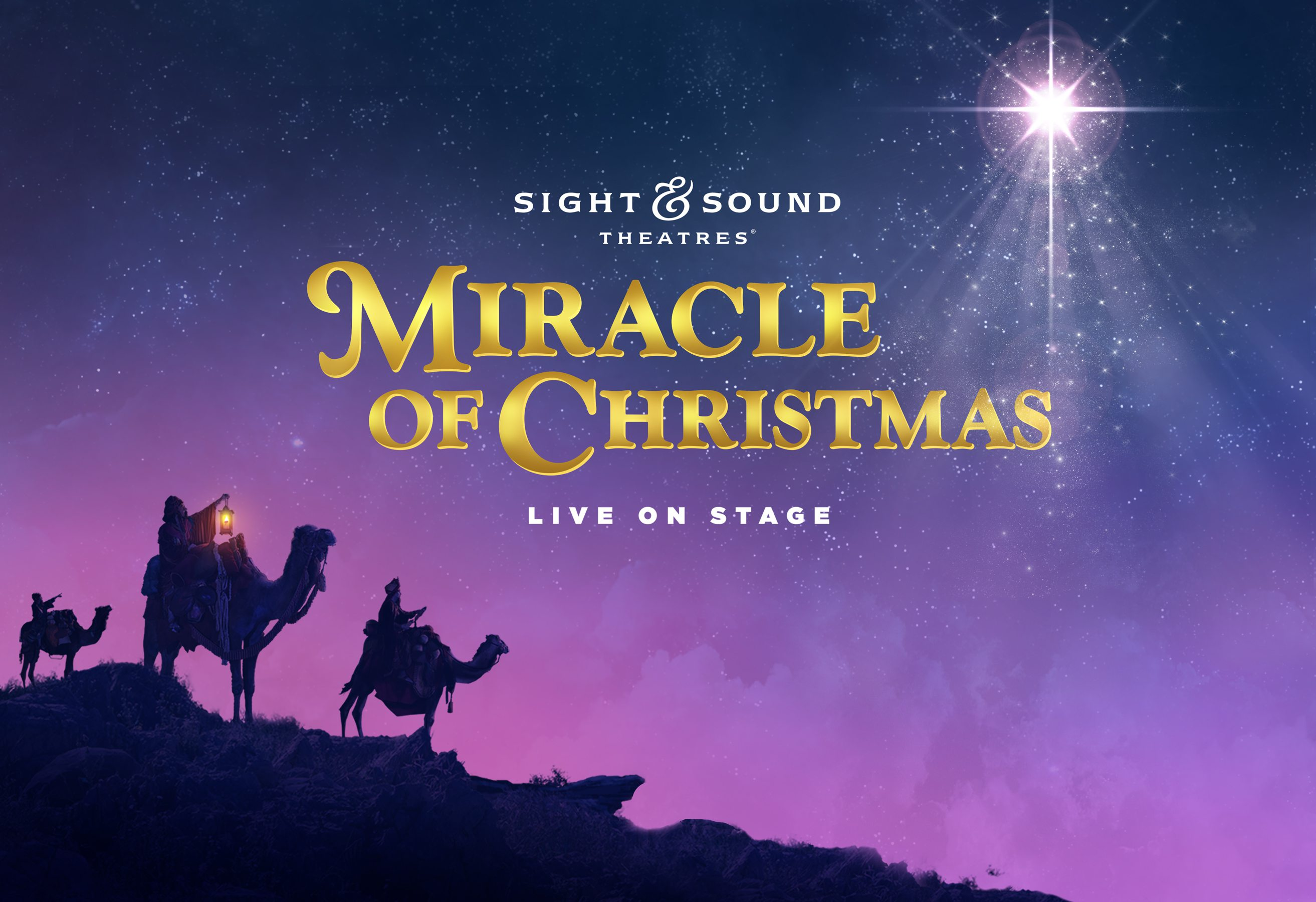 Miracle of Christmas in Branson, MO.