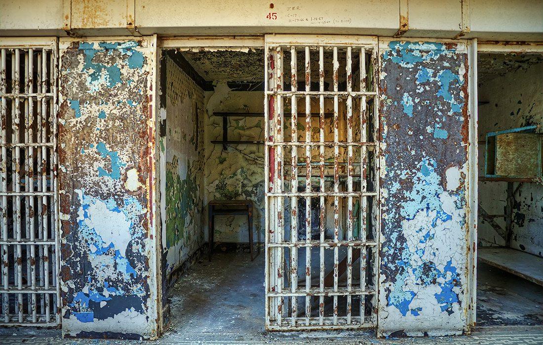 Missouri State Penitentiary in Jefferson City, MO