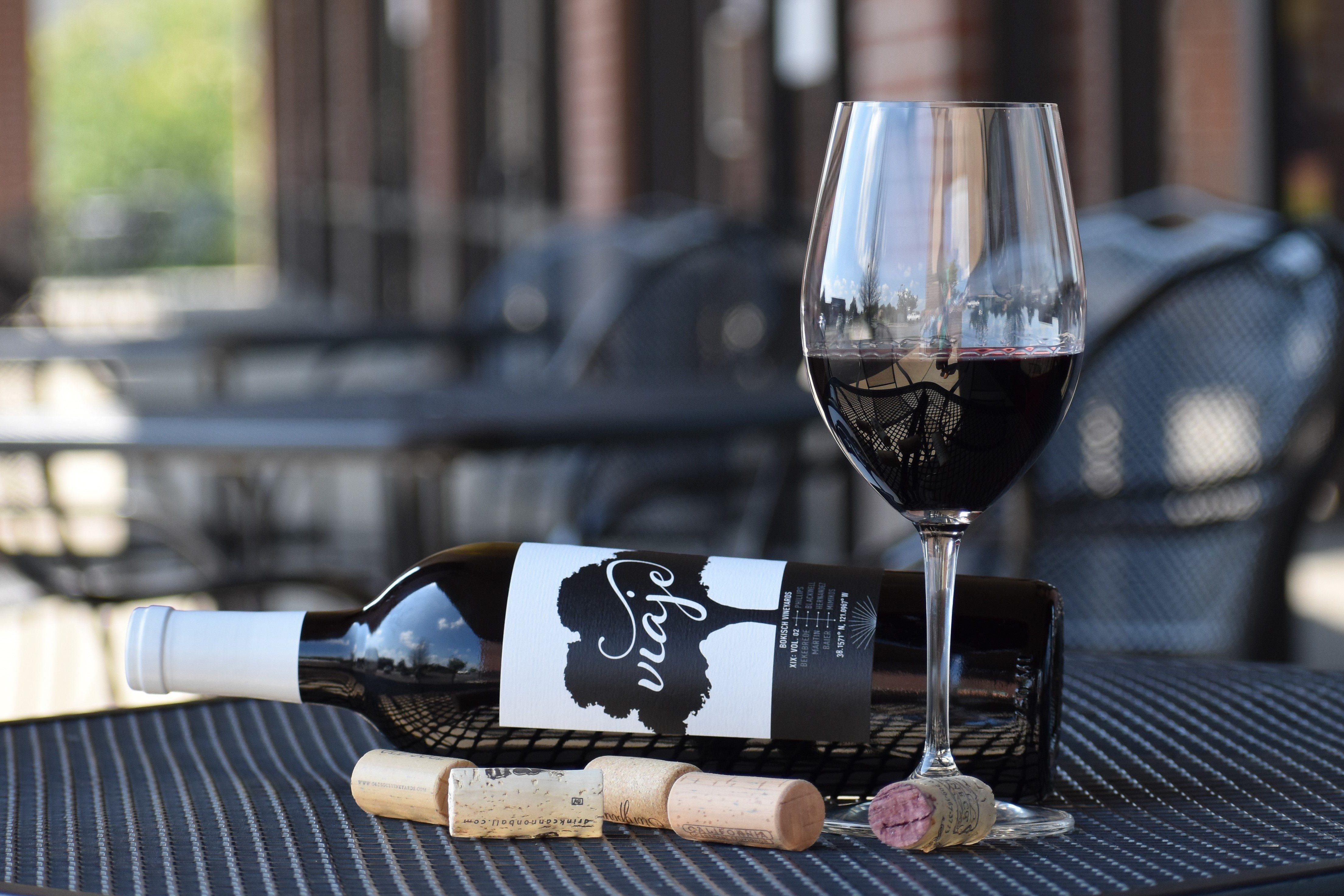 Missouri State University wine tasting
