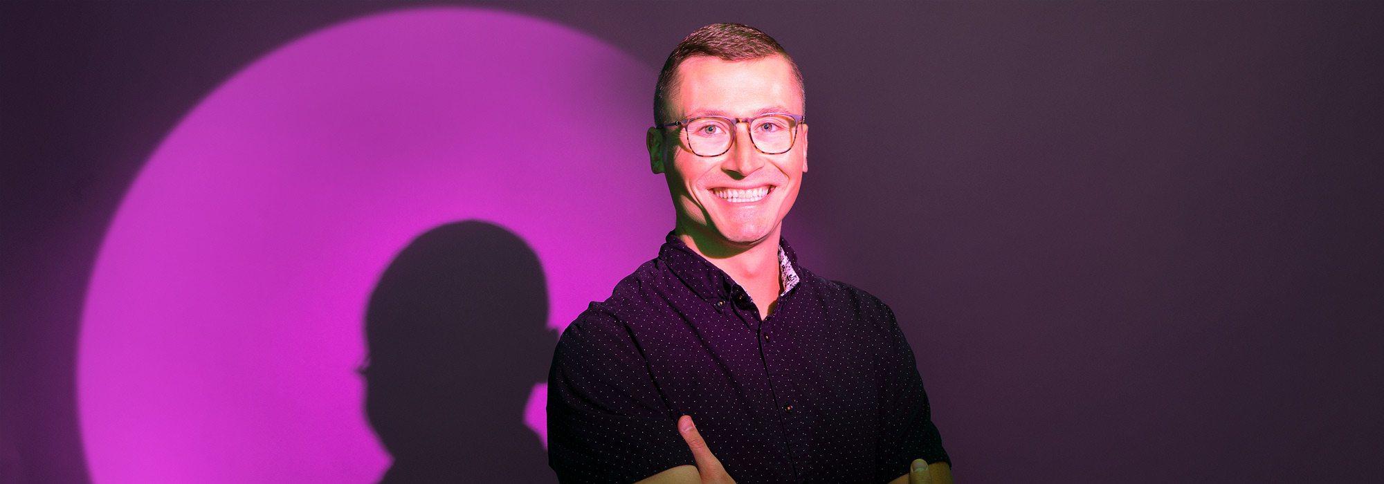 Mitch Jenkins, owner of Elevation Development Co.