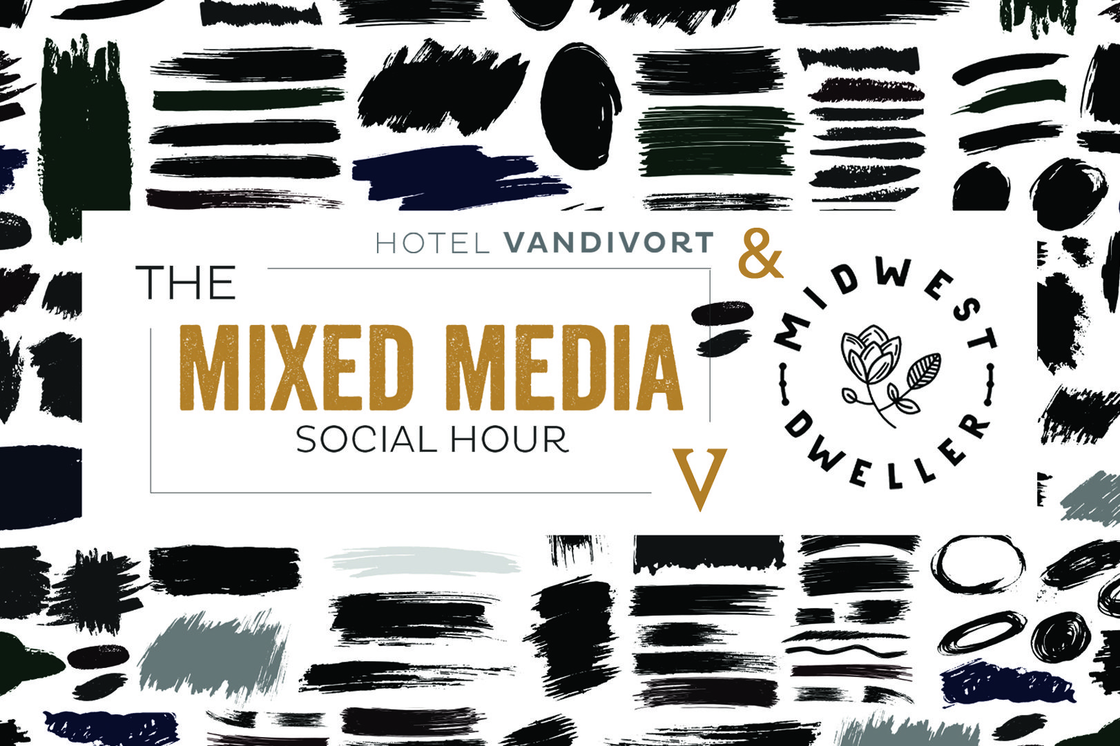 Mixed Media Networking Event in Springfield MO