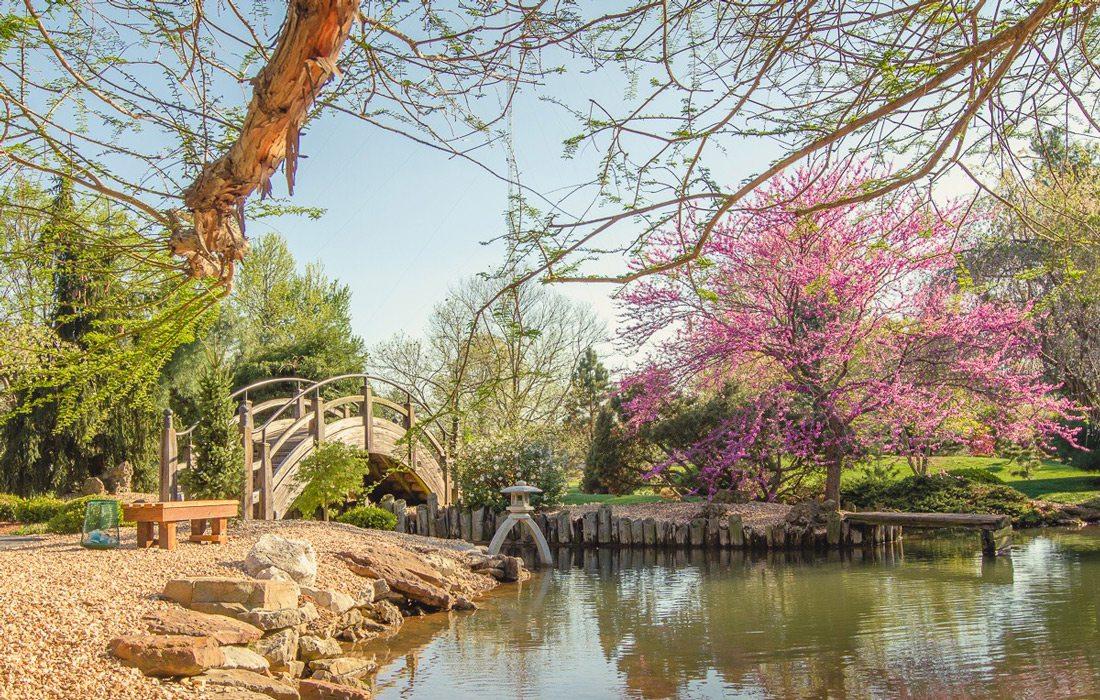 The Mizumoto Japanese Stroll Garden