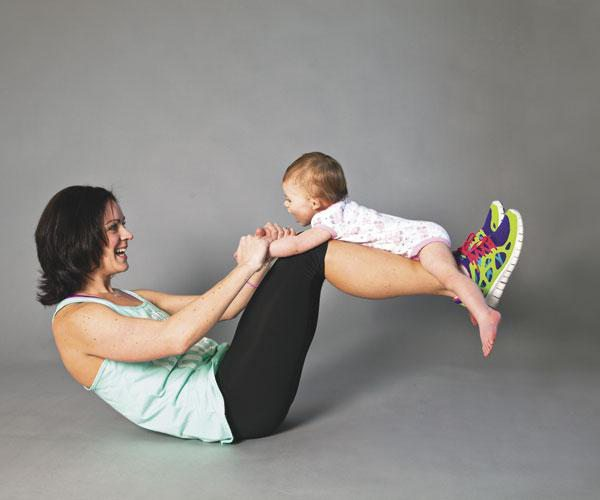 Mom-Friendly Fitness