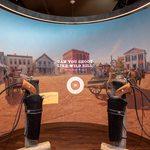 Slider Thumbnail: History Museum shootout recreation