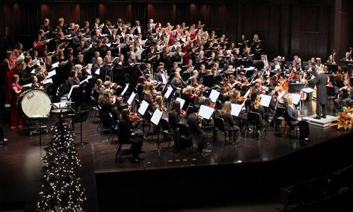 Music of the Holidays