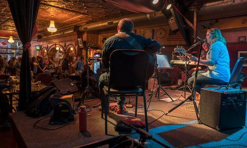 Local food and music spots in The Ozarks
