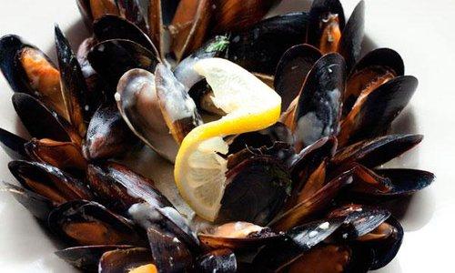 Mussels at Florentina's Ristorante Italiano