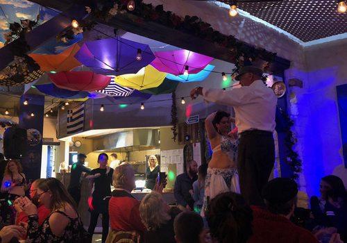Greek Night in Springfield, MO