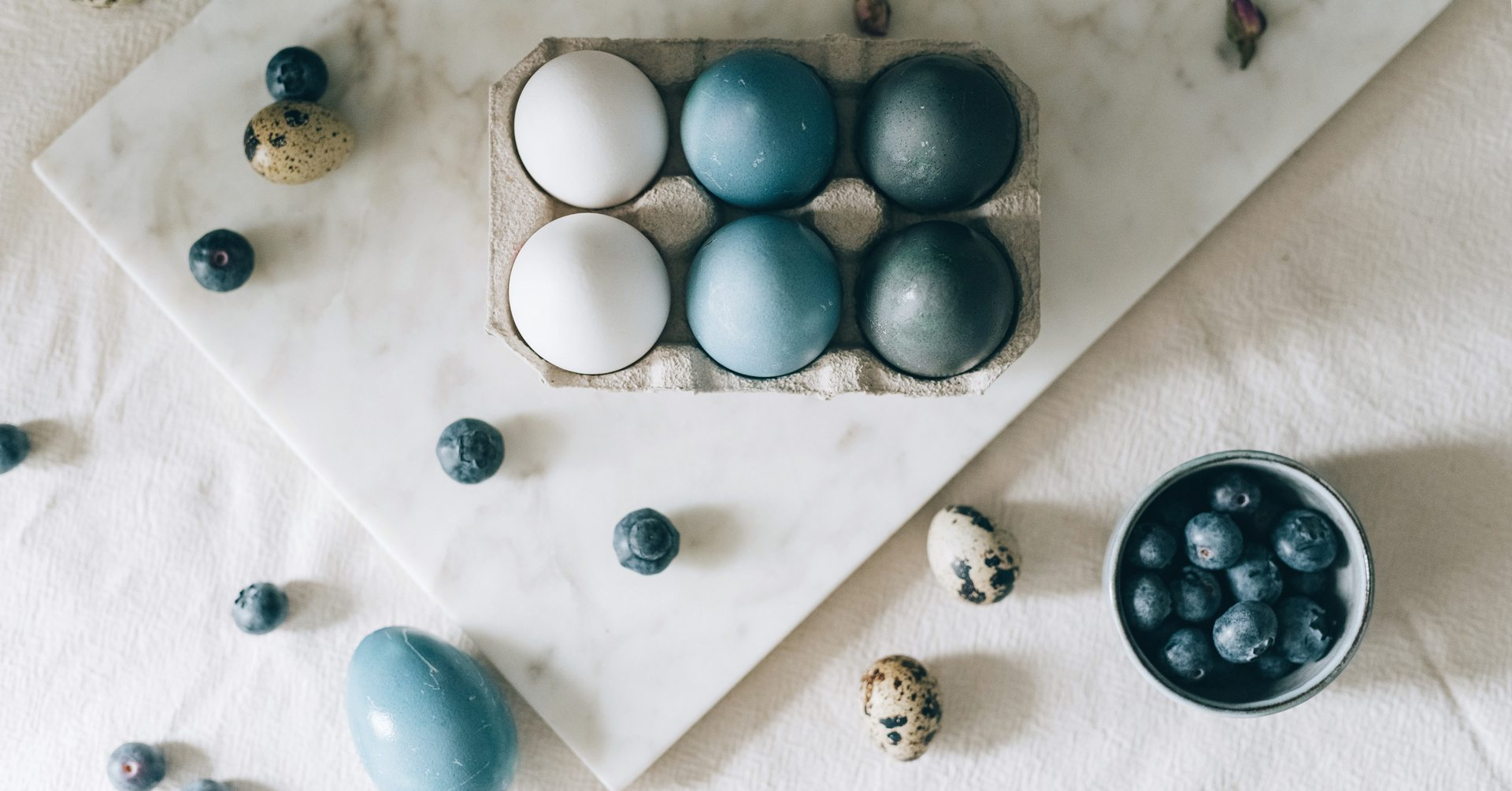 Naturally Dyed Easter Eggs Workshop