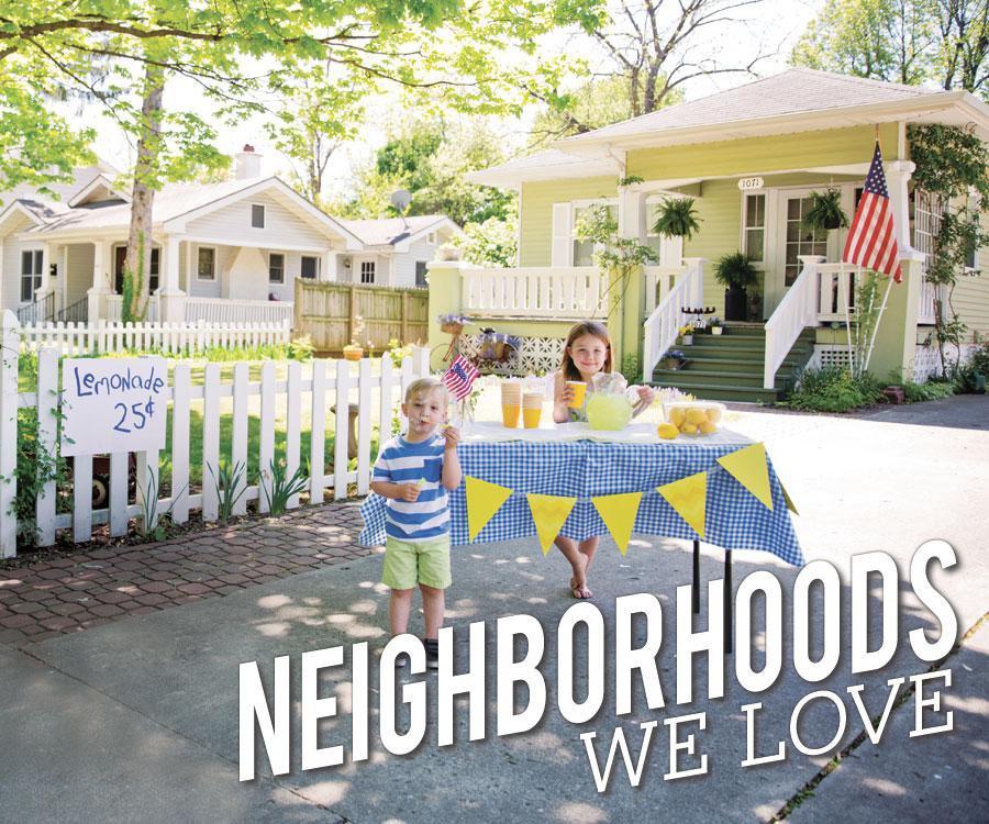 Neighborhoods We Love in Southwest Missouri