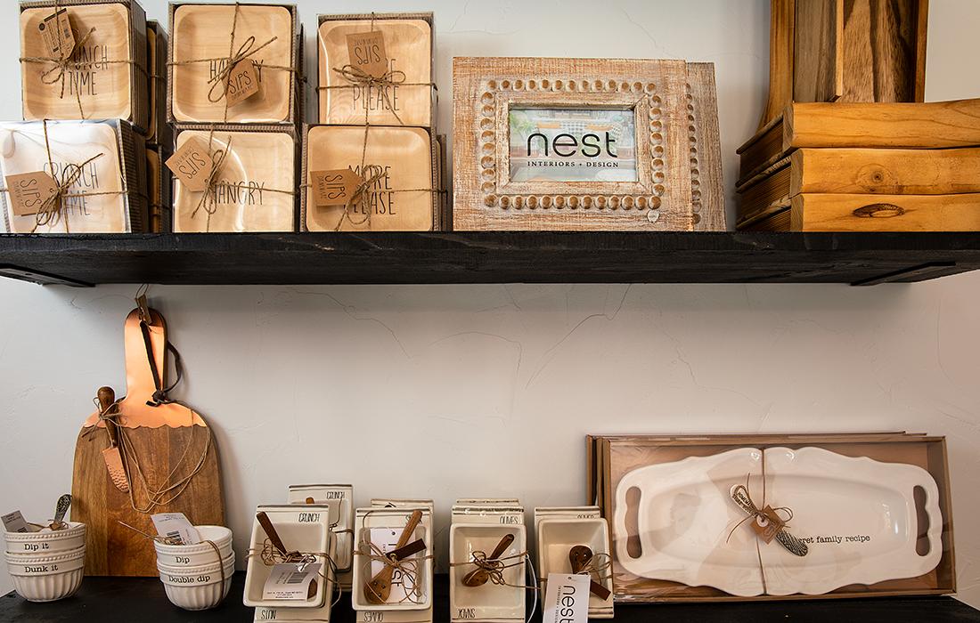 Nest Interiors + Design decor