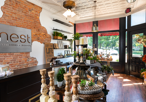Nest Interiors + Design in Springfield MO