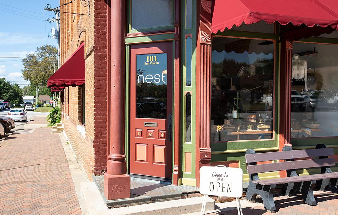 Nest Interor + Design Springfield, MO