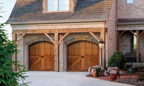 Up Curb Appeal with a New Garage Door