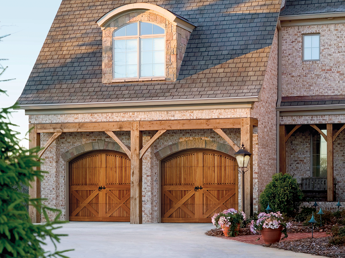 reasons garage to rock a new doors install cedar ut door red good city installation