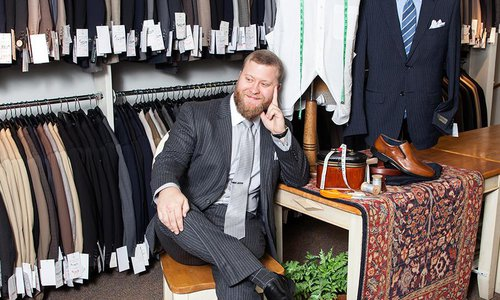 Men's Suit Mart: The Right Fit