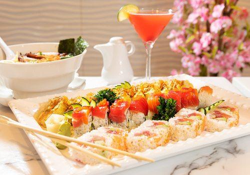 Dish at Niji Sushi Bar & Grill