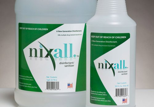 Nixall Disinfectant Kills COVID-19 Virus