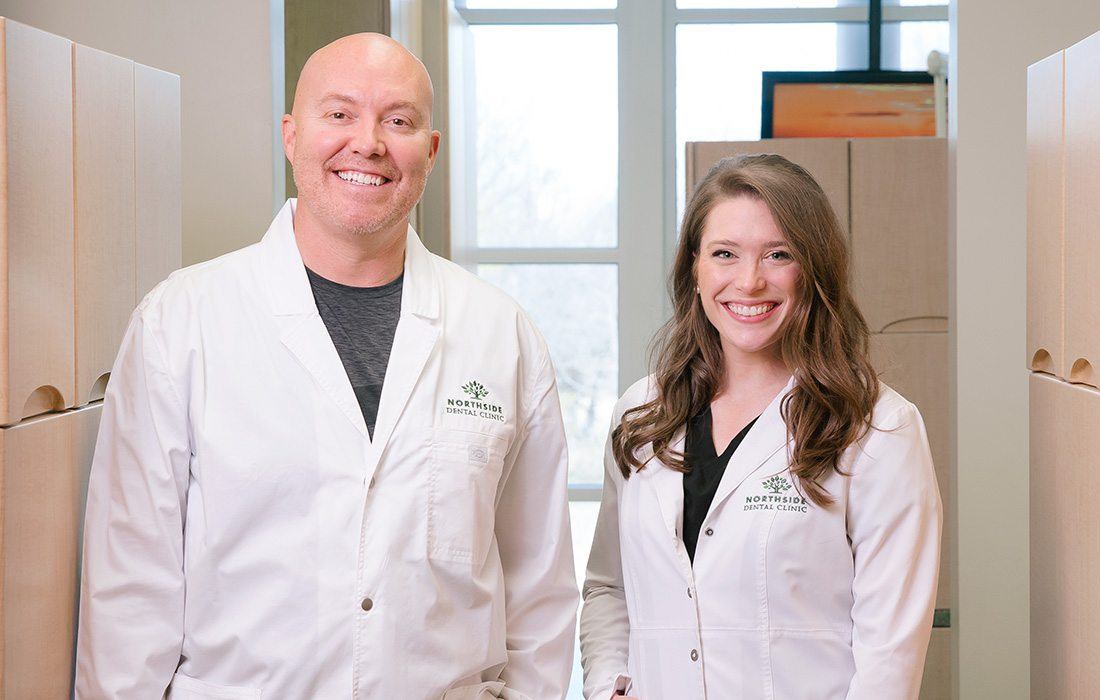Derek Kaelin, DDS; Hillary Smith, DMD